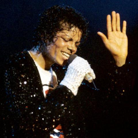 Michael Jackson Begins His Solo Career.