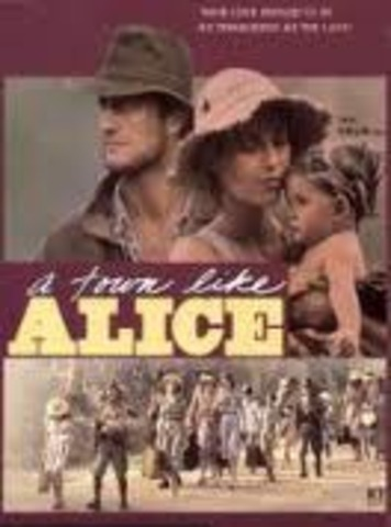Australian premiere of A Town Like Alice
