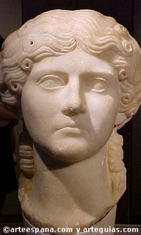 Evolución del retrato romano