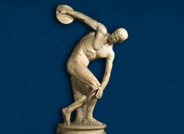 La escultura griega