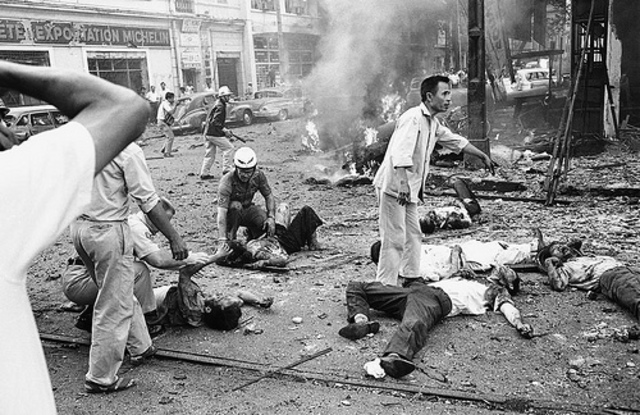 Terrorist Bombings in Saigon