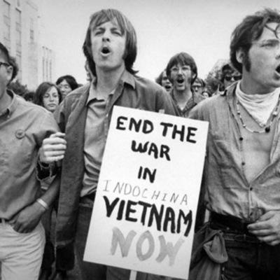 Vietnam War Songs timeline