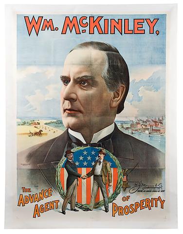 William McKinley – The Imperialist Takes Office (VUS.9)