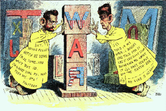 The DeLome Letter and Yellow Journalism (VUS.9a)
