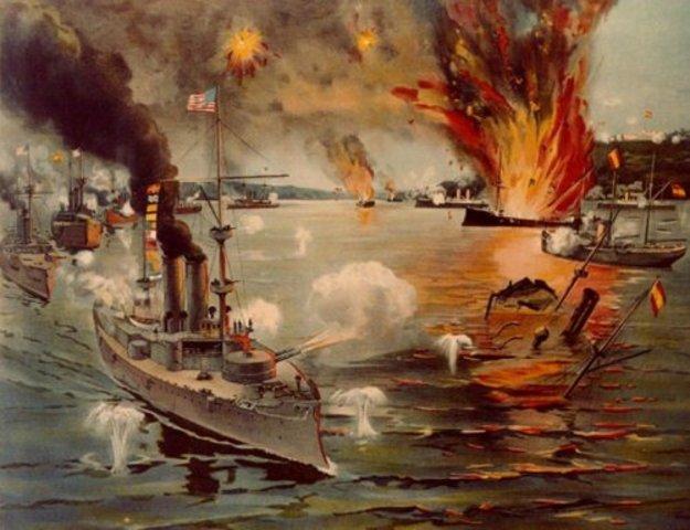 Battle of Manila Bay (VUS.9a)