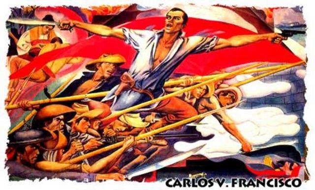 The Filipinos Revolt