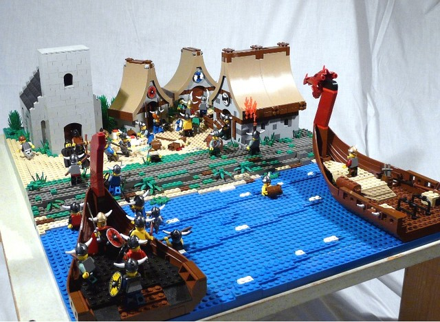 Raid of Lindisfarne