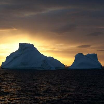 Important Antarctica Dates timeline