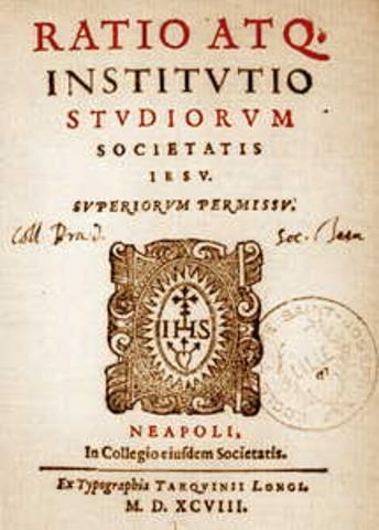 Issue of the Ratio Studiorum