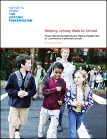 Help Johnny Walk to School
