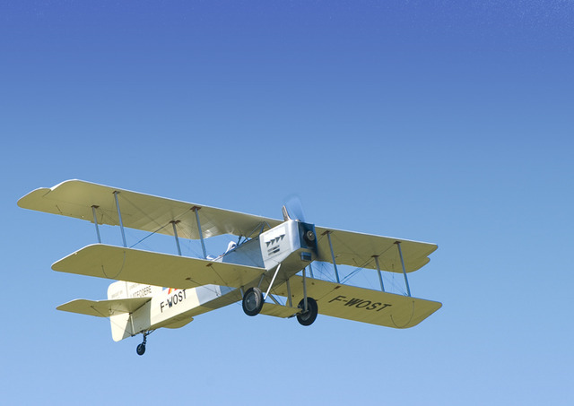 The Junkers J4, an all-metal airplane, introduced