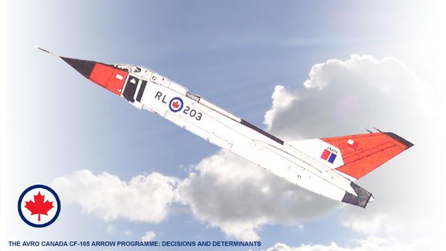 Avro Arrow Best Ever Jet Interseptor
