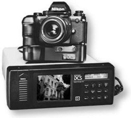 Kodak Digital Camera System