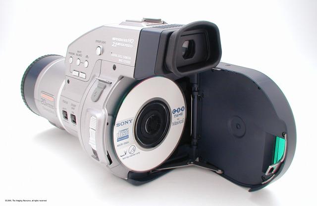 Sony Mavica CD1000