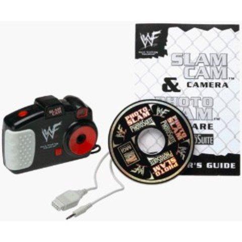 For Kids - WWF Slam Cam