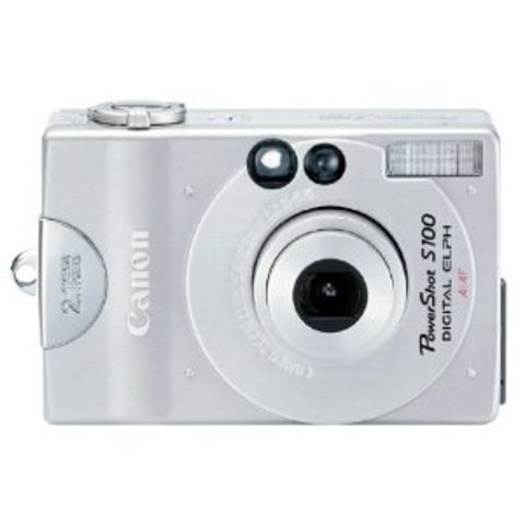 Small But Powerful - Canon PowerShot S100 Digital ELPH