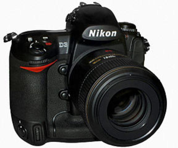Top of the Line DSLR - Nikon D3X