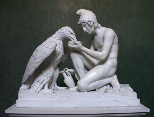 La escultura de Thorvaldsen