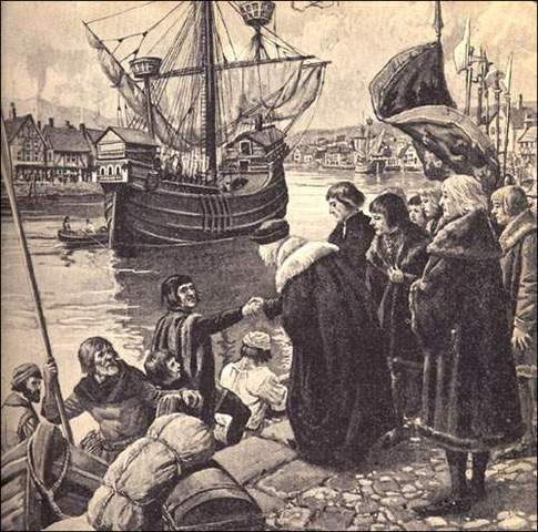John Cabot is granted permission to sail for England