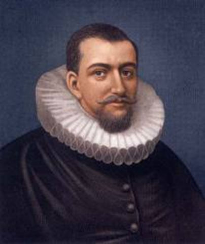 In 1607, the Muscovy Company of the Kingdom of England hired Hudson to find a northerly route to the Pacific coast of Asia.