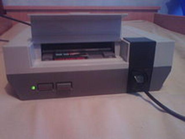 3ème génération: Nintendo Entertainment System aux USA
