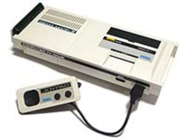 3ème génération: Master System au Japon