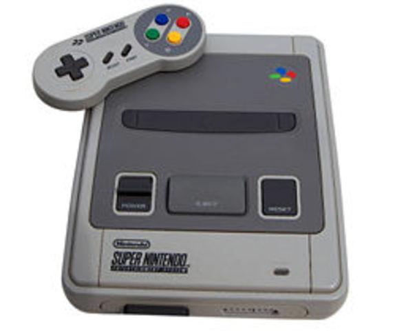 4ème génération: Super Nintendo au Japon
