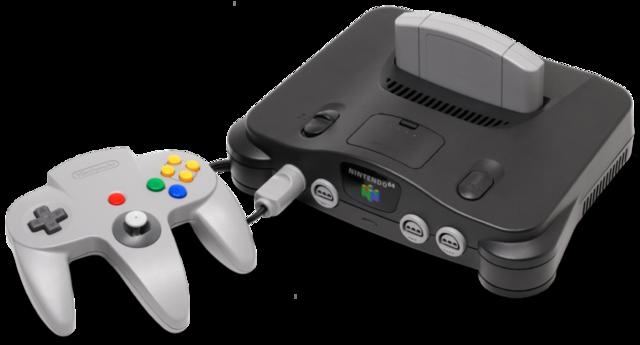 5ème génération: Nintendo 64 au Japon