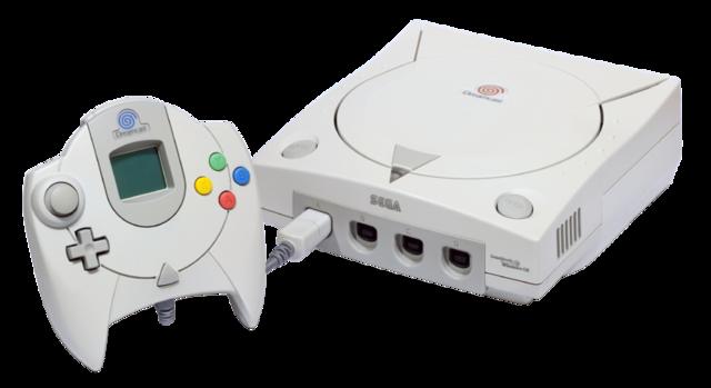 6ème génération: Dreamcast au Japon