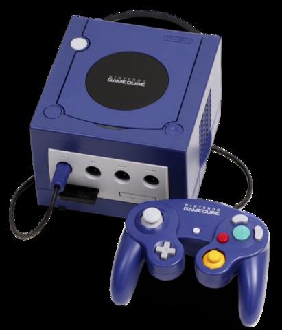 6ème génération: Gamecube au Japon