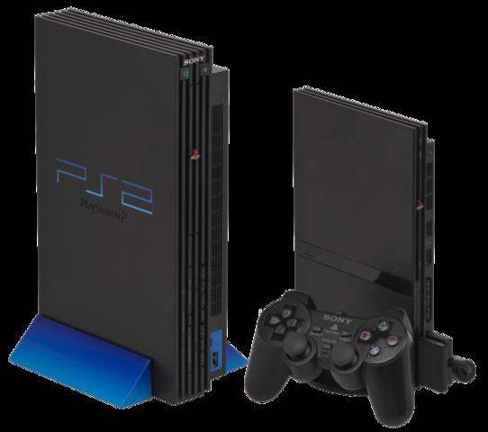 6ème génération: Playstation 2 au Japon