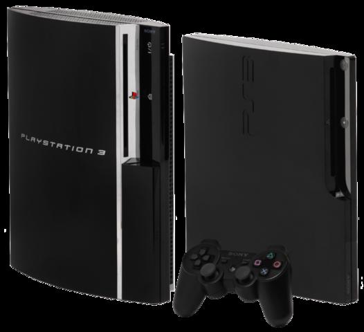 7ème génération: Playstation 3 au Japon