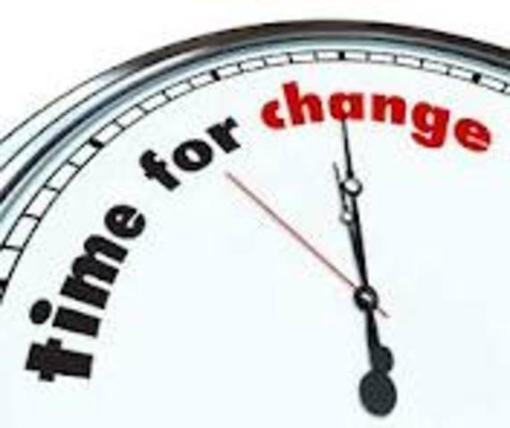 COE Fall Retreat: Theme is CHANGE!