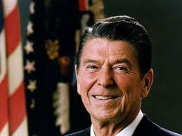 Reagan enacts continuation health coverage