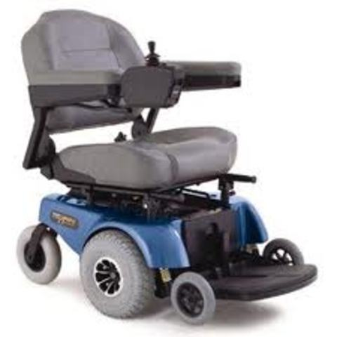 Electric wheelchair developed