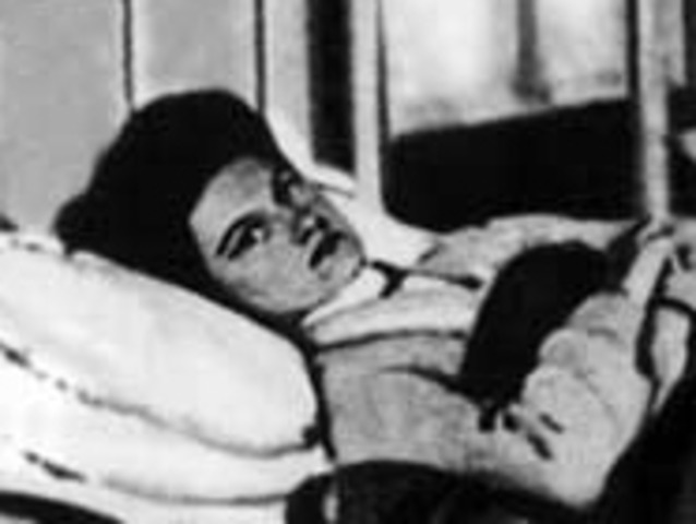 Typhoid Mary quarantined for life
