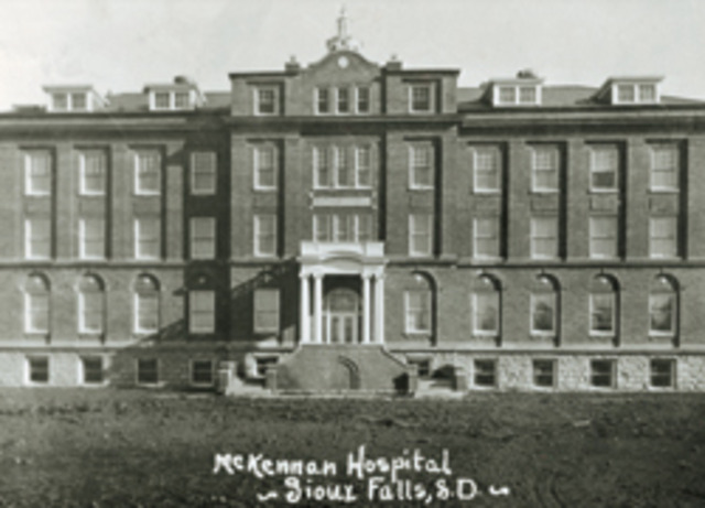McKennan Hospital opens
