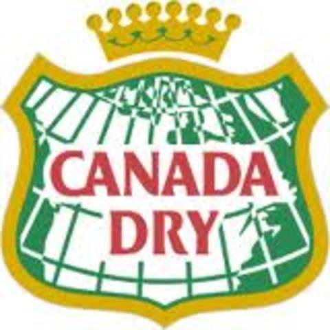Canada Dry Pop