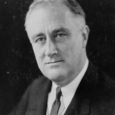 (VUS.10 – 11) Franklin Delano Roosevelt –A New Deal and A Second World War  timeline