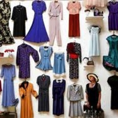 Australian Clothing  timeline