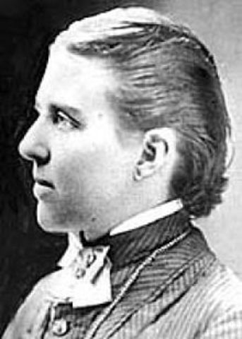 Arabella Mansfield.