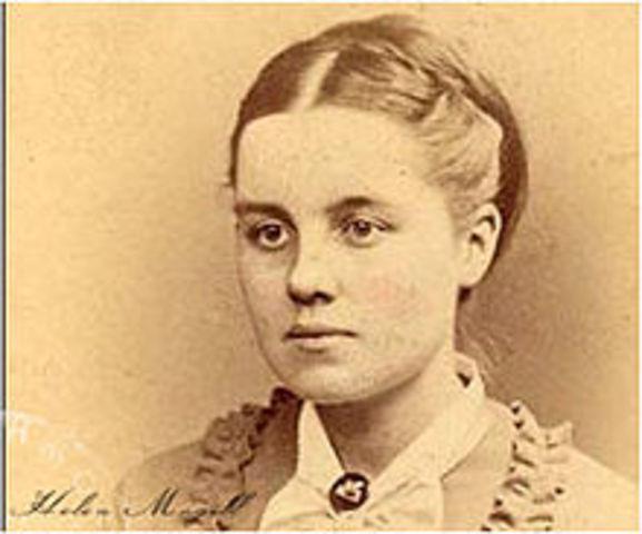 Helen Magill
