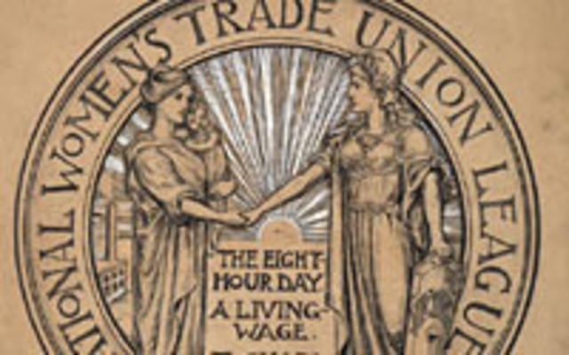 Formation of the national Women's Trade union