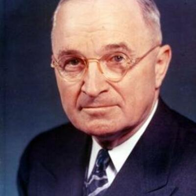"(VUS.11,13) Harry Truman - ""The Buck Stops Here"" timeline"