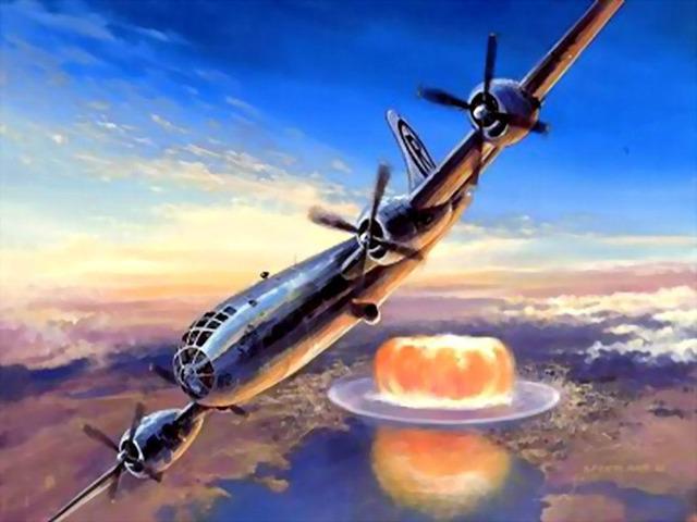US Drops Atomic Bomb on Hiroshima (VUS.11b)