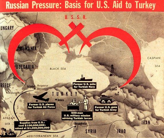 Truman Doctrine (VUS.13b)