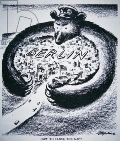 The Berlin Blockade (VUS.13a)