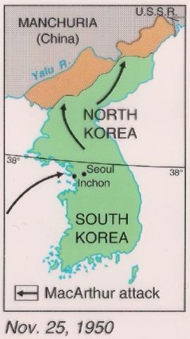 Counter-attack in Korea (VUS.13b)