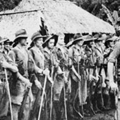 The Kokoda Campaign timeline