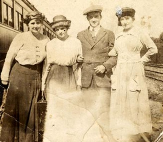 Australian Clothing in 1920